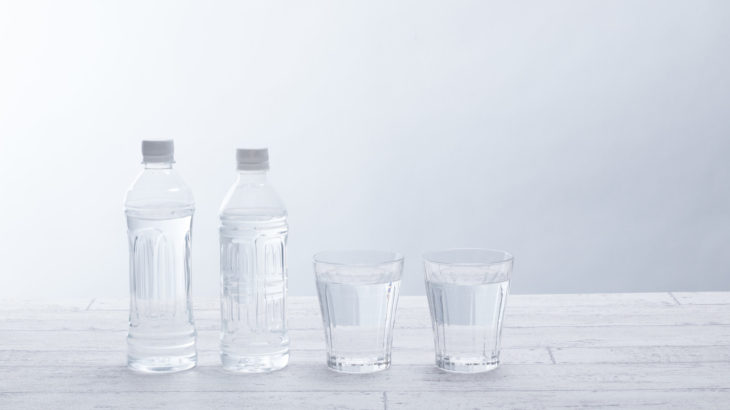 マラソンレースの水分補給について